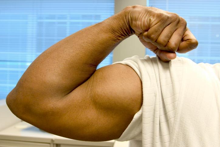 Steroids arm