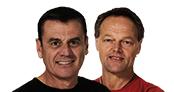 RadioLIVE - Joe Reid and Bruce Hopkins