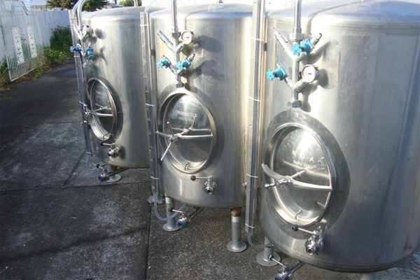 Brewery equipment and bar - Listing #: 524565138