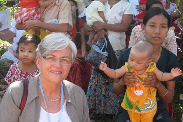 Maryan Street - Burma