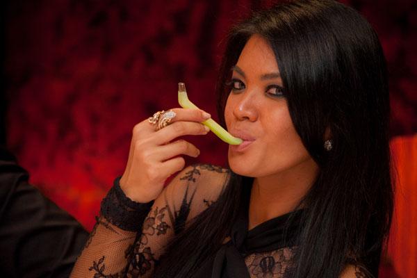 Farah Quinn, Chef Sexy