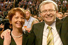 Julia Gillard and Kevin Rudd