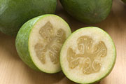 Feijoas