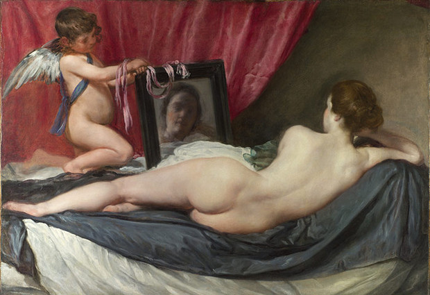 Velazquez: The Toilet of Venus. Photograph: Hulton Archives/getty