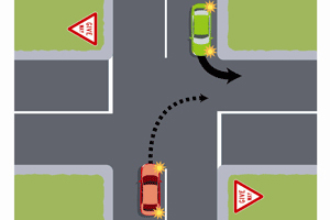 Give way rule changes