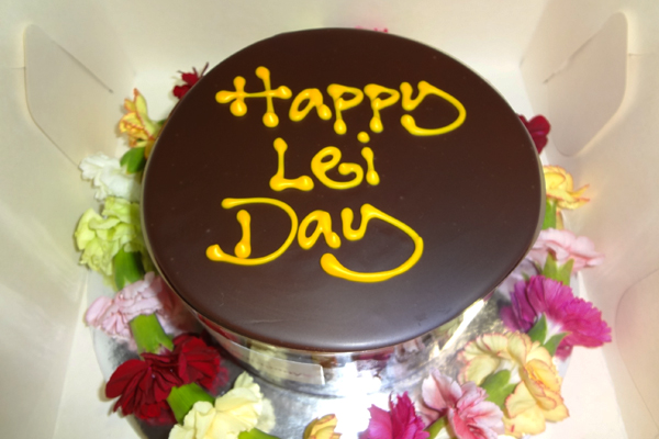 Happy Lei Day!