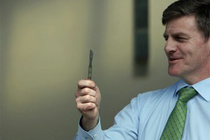 Bill English scalpel