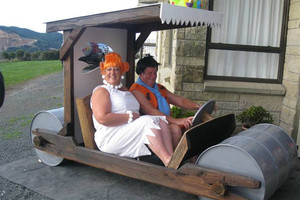 Flintstones car seeks new home