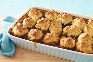 Beef cobbler recipe