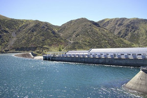 Hydro dam