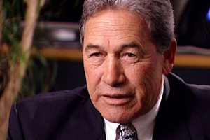 Winston Peters