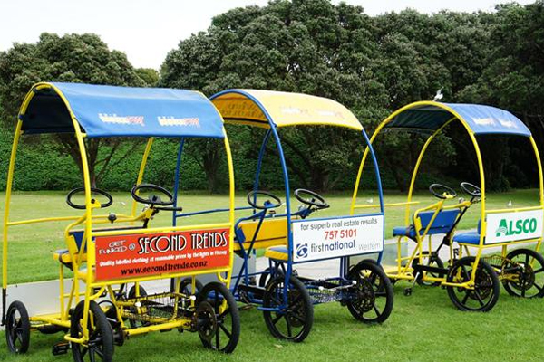 Novelty bike hire business. Listing #: 430610679