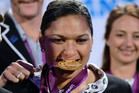 Valerie Adams Gold