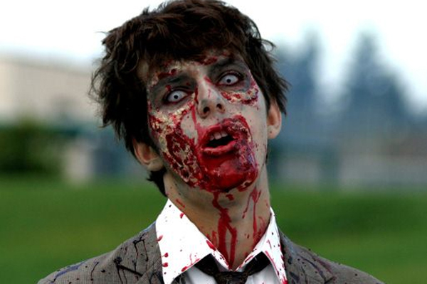 Casting call - are you NZ's Next Top Zombie? Listing #: 516973652