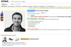 Philippe Dubost's mock Amazon page CV went viral, attracting over 20,000 Facebook 'Likes'
