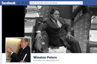 Winston Peters Facebook