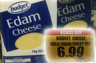 Cheapest cheese in NZ?