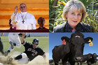 Heroes for the week - The Pope, Lyndsay Freer, Black Sox, Farmers