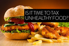 Is it time to tax unhealthy food?