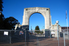 Christchurch bridge of remembrance. Photo: Dunc Wilson
