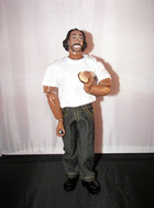 Charles Ramsey action figure: Available in talking and non-talking versions. Which would you choose?