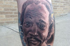 Charles Ramsey tattoo