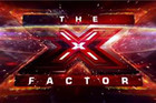 The X Factor logo - as it appears to people who watch the show