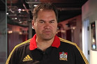 Chiefs coach Dave Rinnie