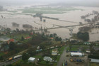 Flooding in South Island