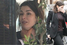 Nigella Lawson grasped around the throat by husband Charles Saatchi