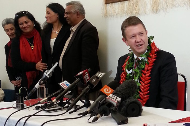 David Cunliffe Labour leadership