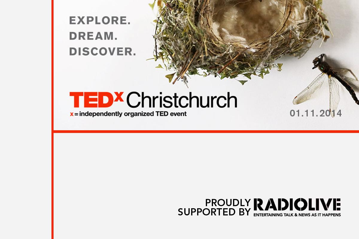 TEDxChch LIVESTREAM