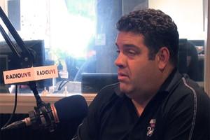 Cameron Slater at RadioLIVE