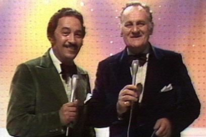 Ernie Leonard TVNZ