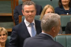 Christopher Pyne - C-word