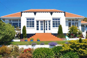 The family home of Peter Arnett is for sale: $260,000. Hoamz.co.nz listing: 23656