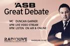 ASB Great Debate