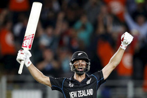 Grant Elliott / BlackCaps