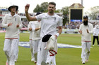 James Anderson / Ashes