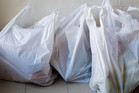 Plastic bags / recycling / greens