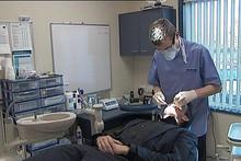 dentist / teeth / willie jackson / alison mau