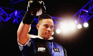 Joseph Parker / boxing / dean lonergan / trevor mallard