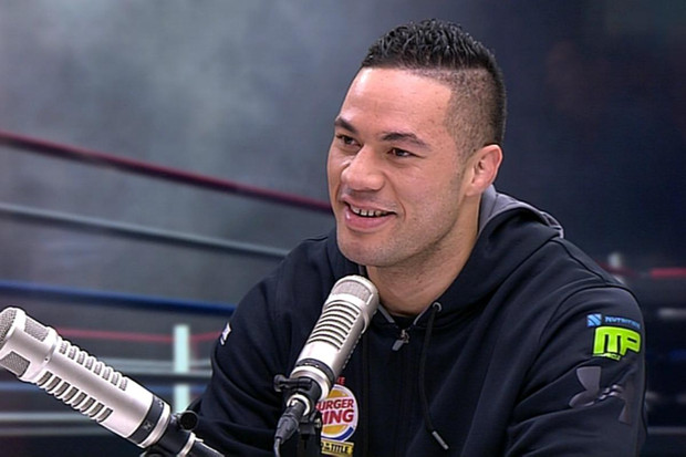 Joseph Parker / duco / boxing / world title / dean lonergan