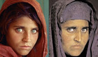 afghan girl / social media / dreamworld
