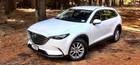 Mazda CX-9 / dave moore