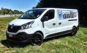 Renault Trafic / Dave Moore