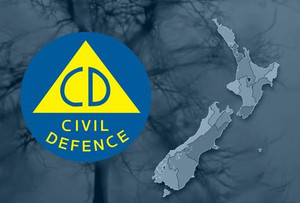 kaikoura / civil defence