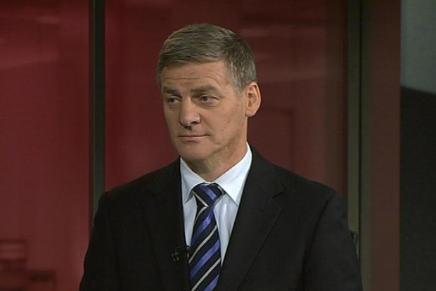 Bill English / Peter Dunne