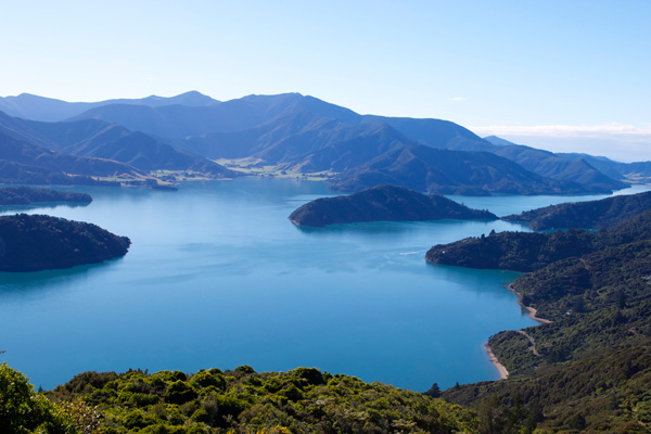 Kenepuru, Marlborough Sounds