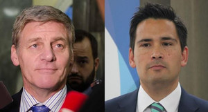 Bill English / Simon Bridges